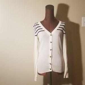 3for$20 - BDG white/black cardigan
